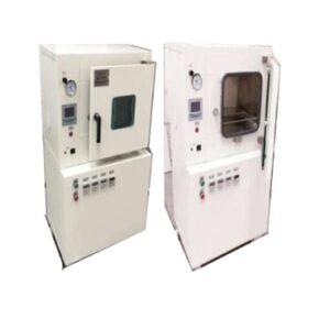 VOV500-25 ( 500°C High temperature vacuum drying oven)