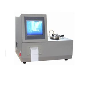 FPT-7000 / FPT-7500 Rapid Equilibrium Closed Cup  Method Flash Point Tester