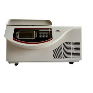 CE20-4X100RL / CE22-4X100RL Bench top High Speed Refrigerated centrifuge